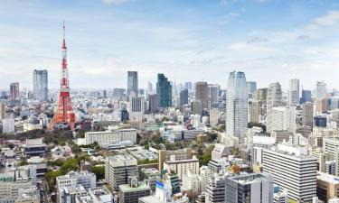 Hotels in Tokyo-to