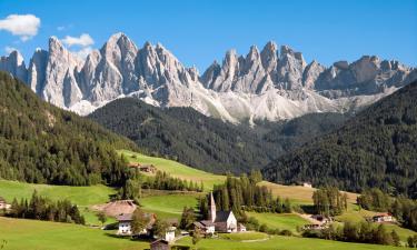 Hotell i Italienska alperna