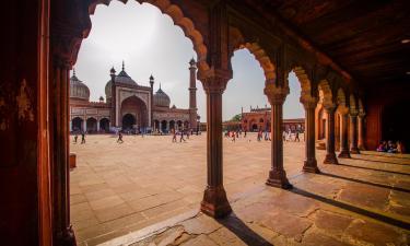 Hotels in Delhi NCR