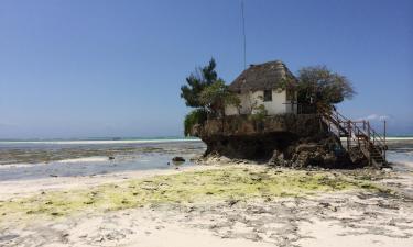 Resorts on Zanzibar