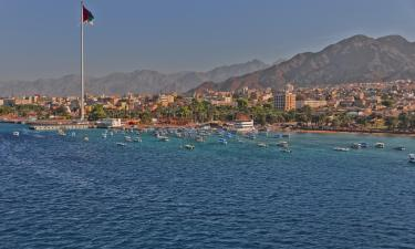 Hotels in Aqaba Governorate