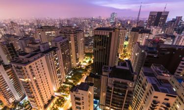 Hotels in Southeast of Brazil