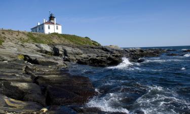Beach Hotels in Rhode Island