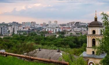 Отели в регионе Белгородская область