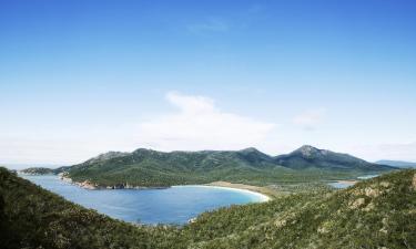 Hotéis em: Tasmânia