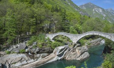 Hotels in Canton of Ticino
