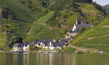 Hotels in der Region Rheinland-Pfalz