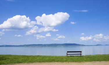 Hotels in Lake Balaton