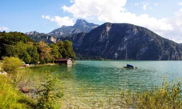 Hotely v regionu Horní Rakousko