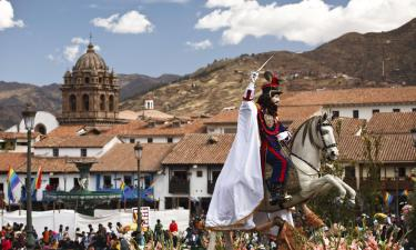 Lodges in Cusco