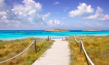 Formentera: hotel
