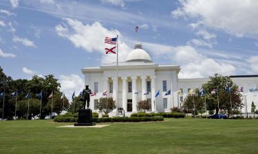 Hotele w regionie Alabama
