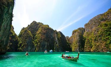 Hotels in South Thailand