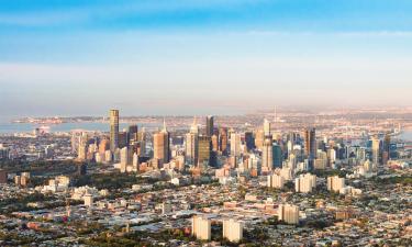 Hotéis em: Melbourne Region
