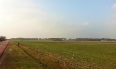 Apartments in Noord-Brabant