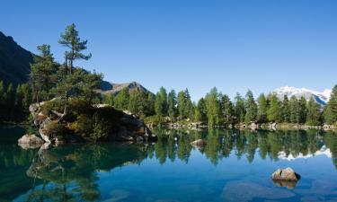 Hotels in Grisons