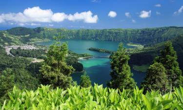 Hotels in Azores