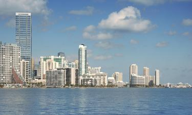 Apartments in Miami Metropolitan Area