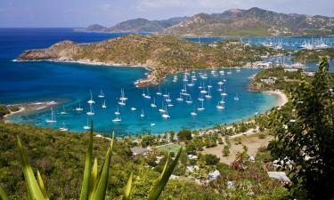 Marriott Hotels in Lesser Antilles