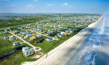 Hotels in Texas Gulf Coast