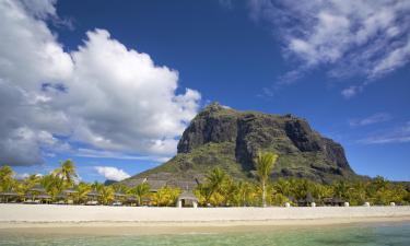 Hotels in Mauritius West Coast
