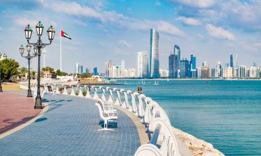 Hotels in Abu Dhabi Emirate