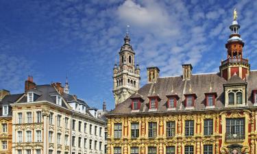 Hôtels dans cette région: Picardie