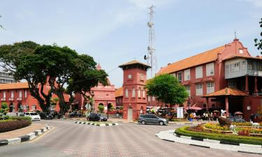 Spa hotels in Melaka