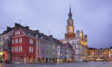 Hotéis em: Greater Poland