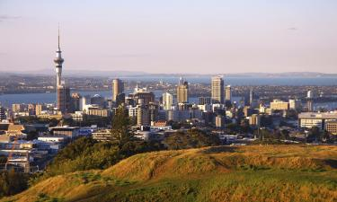 Hotels in Auckland Region