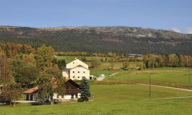 Ferienwohnungen in der Region Niederbayern