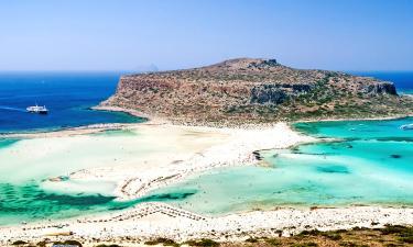 Hotely v destinaci Kréta