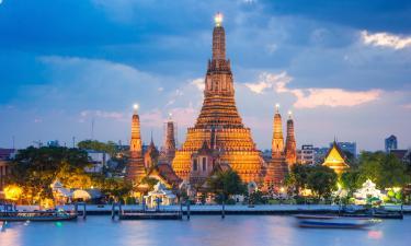 Hotels in Bangkok Province