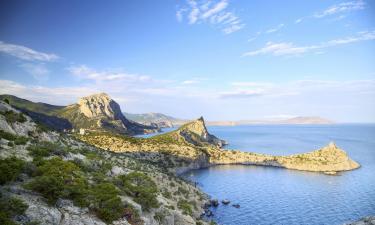 Отели в регионе Побережье Черного моря