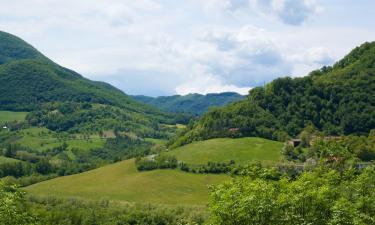 Отели в регионе Провинция Болонья