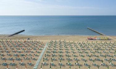 Hotely v regionu Severní pobřeží Jaderského moře