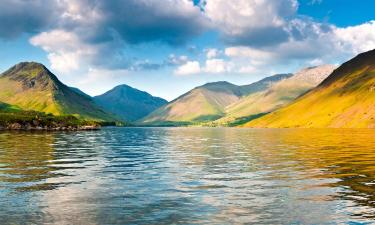 Pet-Friendly Hotels in Lake District