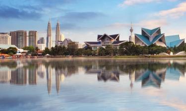 Pet-Friendly Hotels in Kuala Lumpur Federal Territory