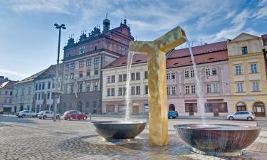 Hotely v regionu Plzeňský kraj