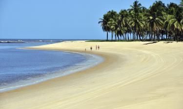 Hotéis em: Alagoas