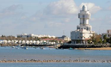 Hoteles en Huelva provincia