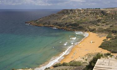 Hôtels sur cette île: Île de Gozo