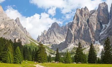 Hotels in Dolomites