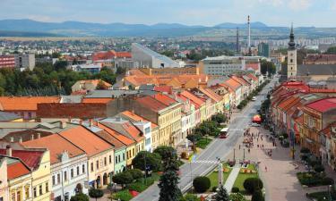 Hotels in Prešovský kraj