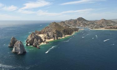 Hoteles en Baja California Sur