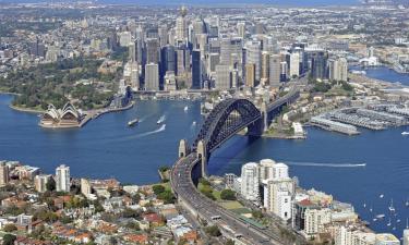 Hotéis em: Sydney Region