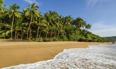 Resorts in South Goa