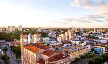Отели в регионе West-Central Brazil