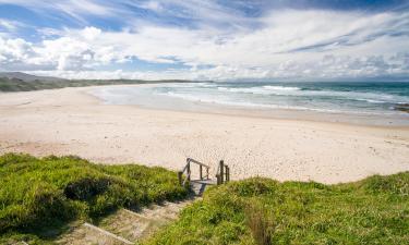 Hotéis em: North Coast New South Wales