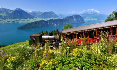 Hotels in Central Switzerland